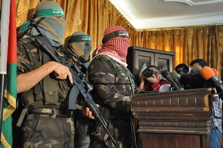 كتائب القسام تعقد مؤتمراً