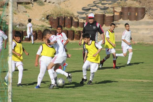 أكاديمية غزة الرياضي للناشئين (30)