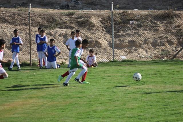أكاديمية غزة الرياضي للناشئين (3)