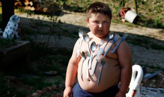 الطفل الكرواتي المغناطيسي
