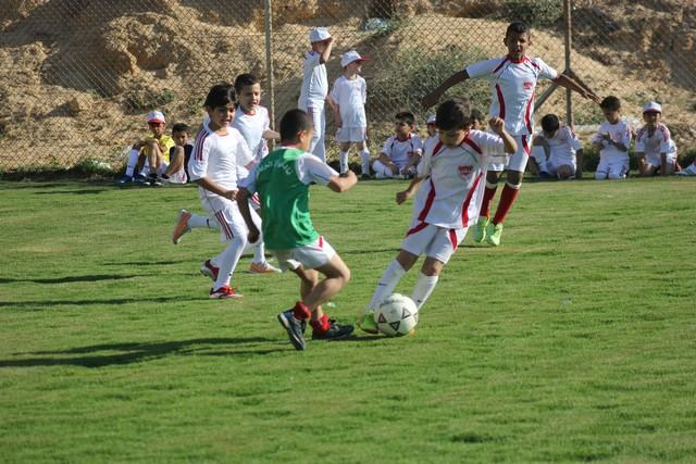 أكاديمية غزة الرياضي للناشئين (12)