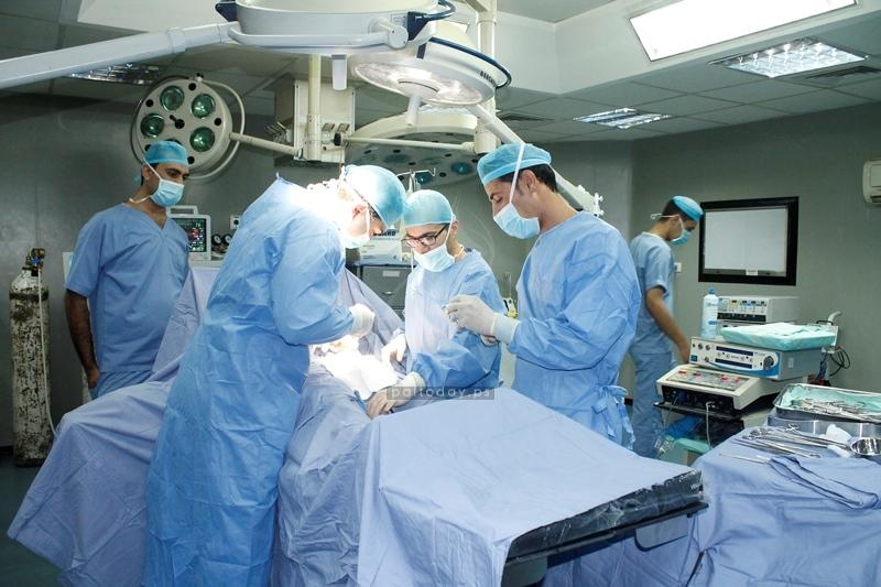 المستشفى الاردني