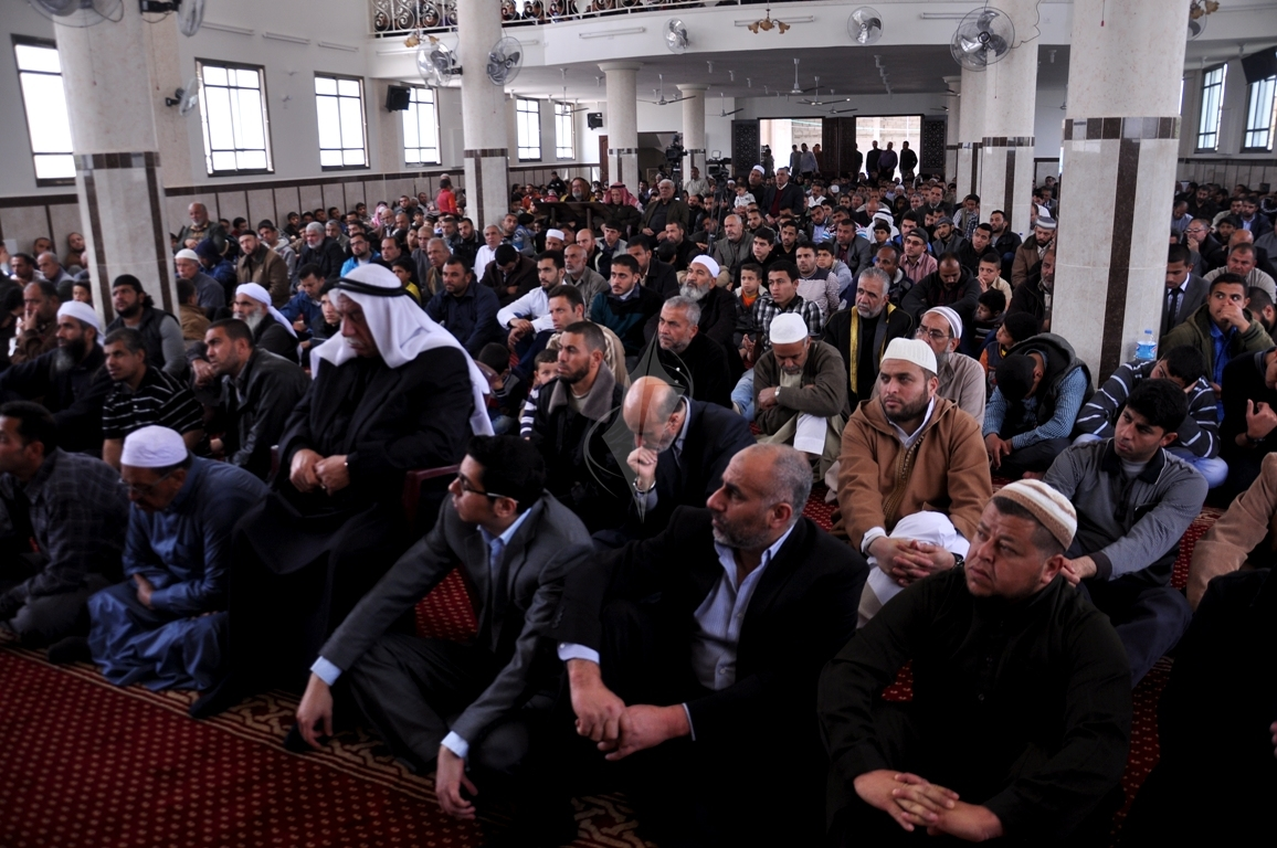 افتتاح مسجد القدس (4635312) 