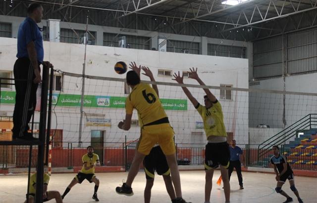 نادي السلام لكرة الطائرة (6)