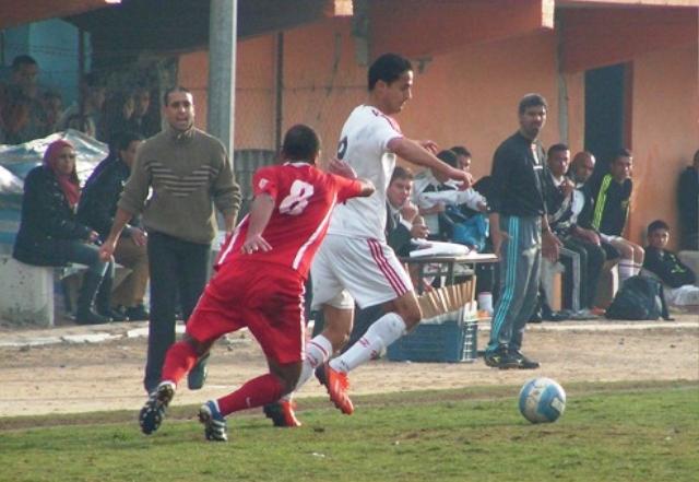 دوري جوال غزة الرياضي وشباب خانيونس (3)