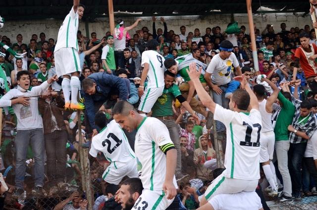 نهائي كأس غزة خدمات رفح واتحاد الشجاعية (8)