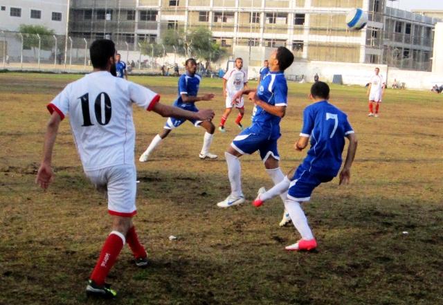 كأس غزة  خدمات دير البلح وخدمات البريج (7)
