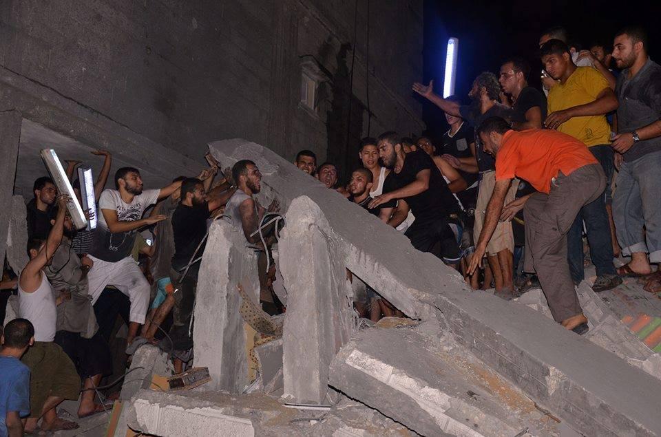 قصف تل السلطان