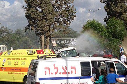 حادث إسرائيلي