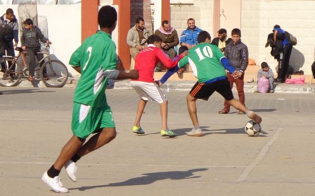 بطولة أشبالنا أمل الأمة (2)