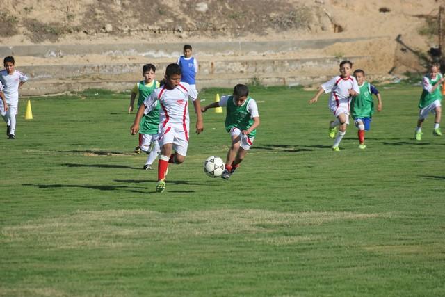 أكاديمية غزة الرياضي للناشئين (22)