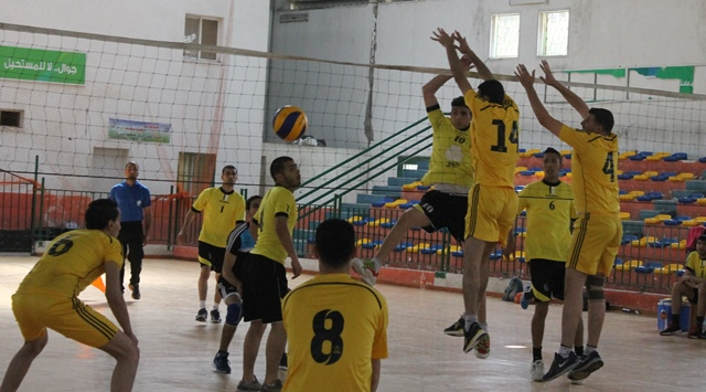نادي السلام لكرة الطائرة (5)