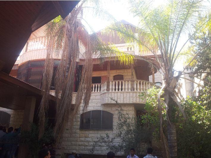 منزل الرئيس