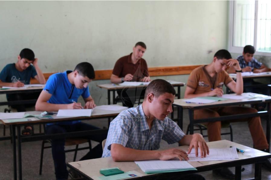 بدء امتحانات الثانوية العامة لعام 2014