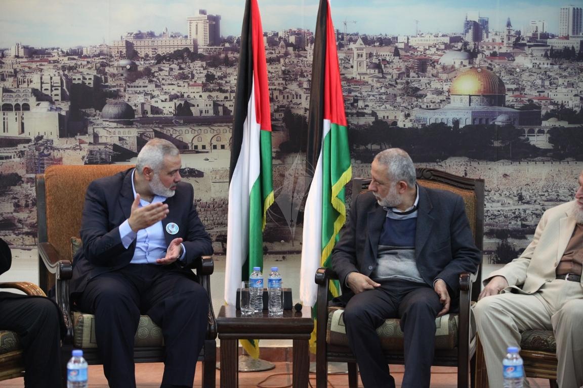 أجتماع قيادة الجهاد مع قيادة حماس  (263052937) 