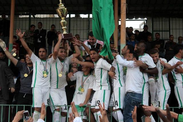 نهائي كأس غزة خدمات رفح واتحاد الشجاعية (11)