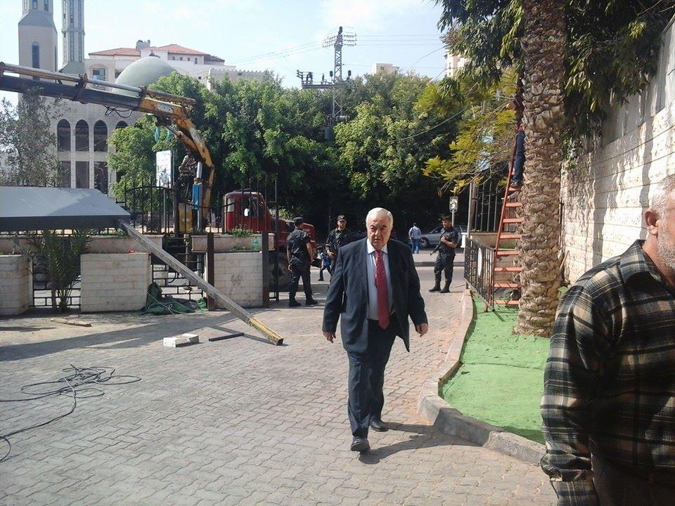 مجلس وزراء حكومة التوافق بغزة