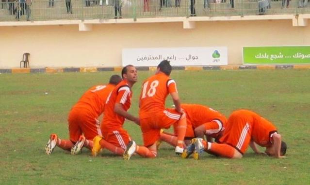 اتحاد خانيونس وغزة الرياضي