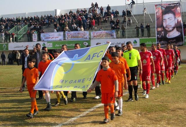 دوري جوال اتحاد خانيونس والأهلي (1)