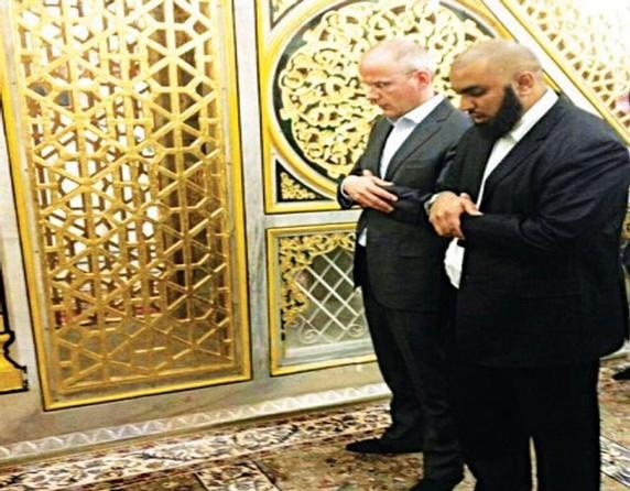 اسلام منتج الفيلم المسيئ للرسول