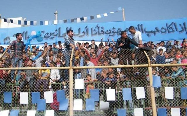 دوري جوال شباب رفح واتحاد الشجاعية