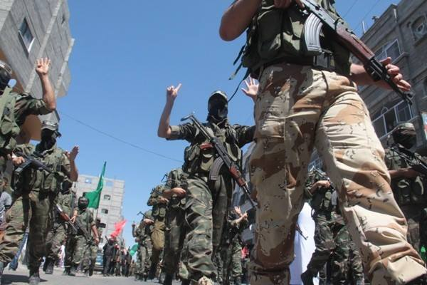 العرض العسكري لكتائب القسام المقاومة 5f780f0834858f24c7c0