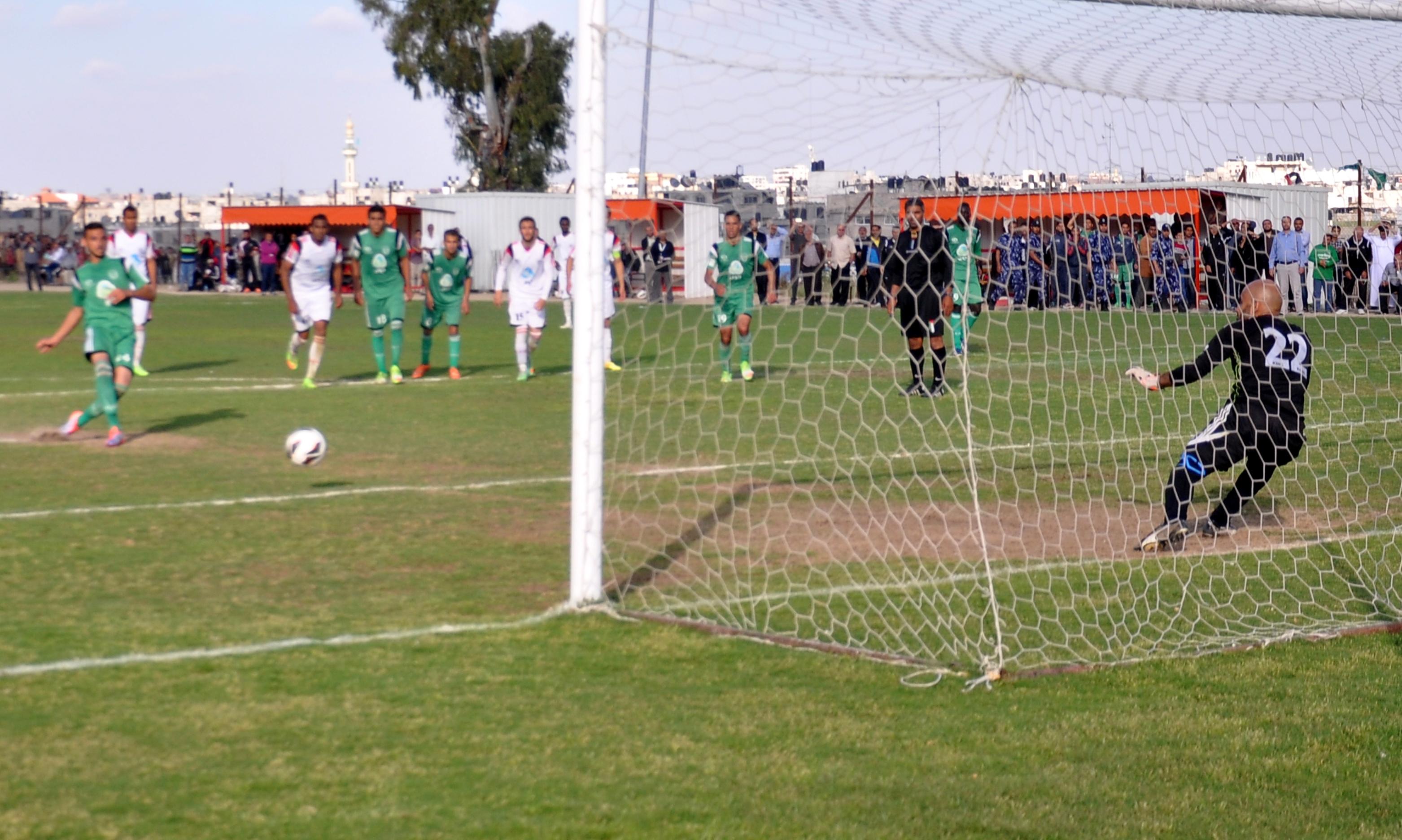 اتحاد الشجاعية وغزة الرياضي (11)