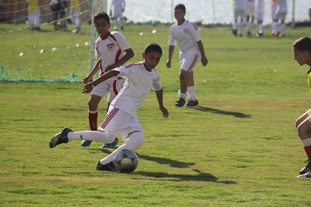 أكاديمية غزة الرياضي للناشئين (33)