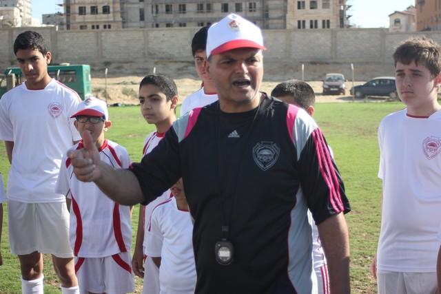 أكاديمية غزة الرياضي للناشئين (18)