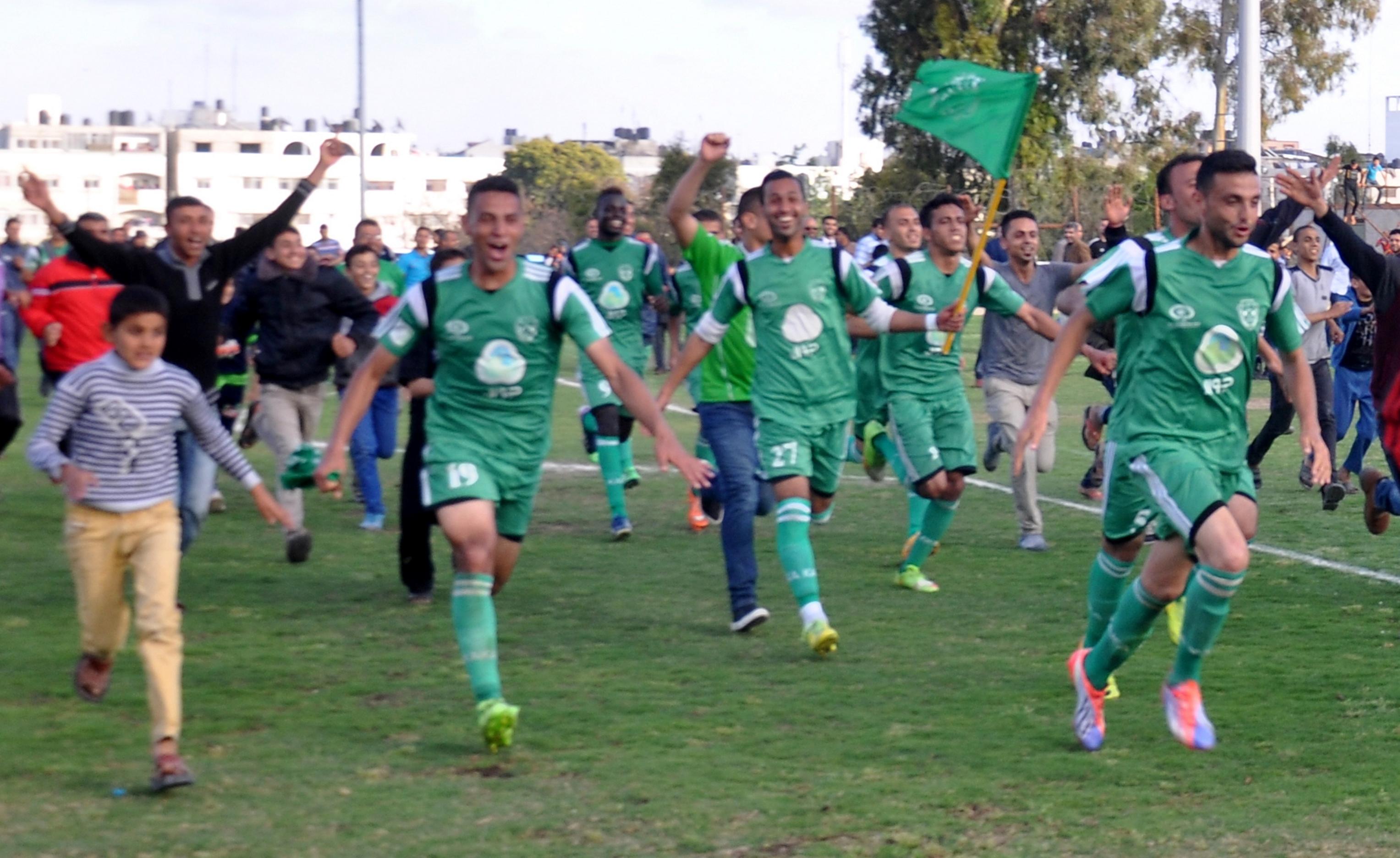 اتحاد الشجاعية وغزة الرياضي (19)