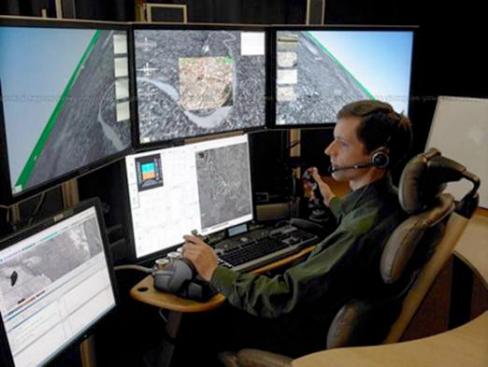 عالمي موقع امني ينشر تفاصيل تقنية اختراق الطائرة بدون طيار 63dc00906660e4214659