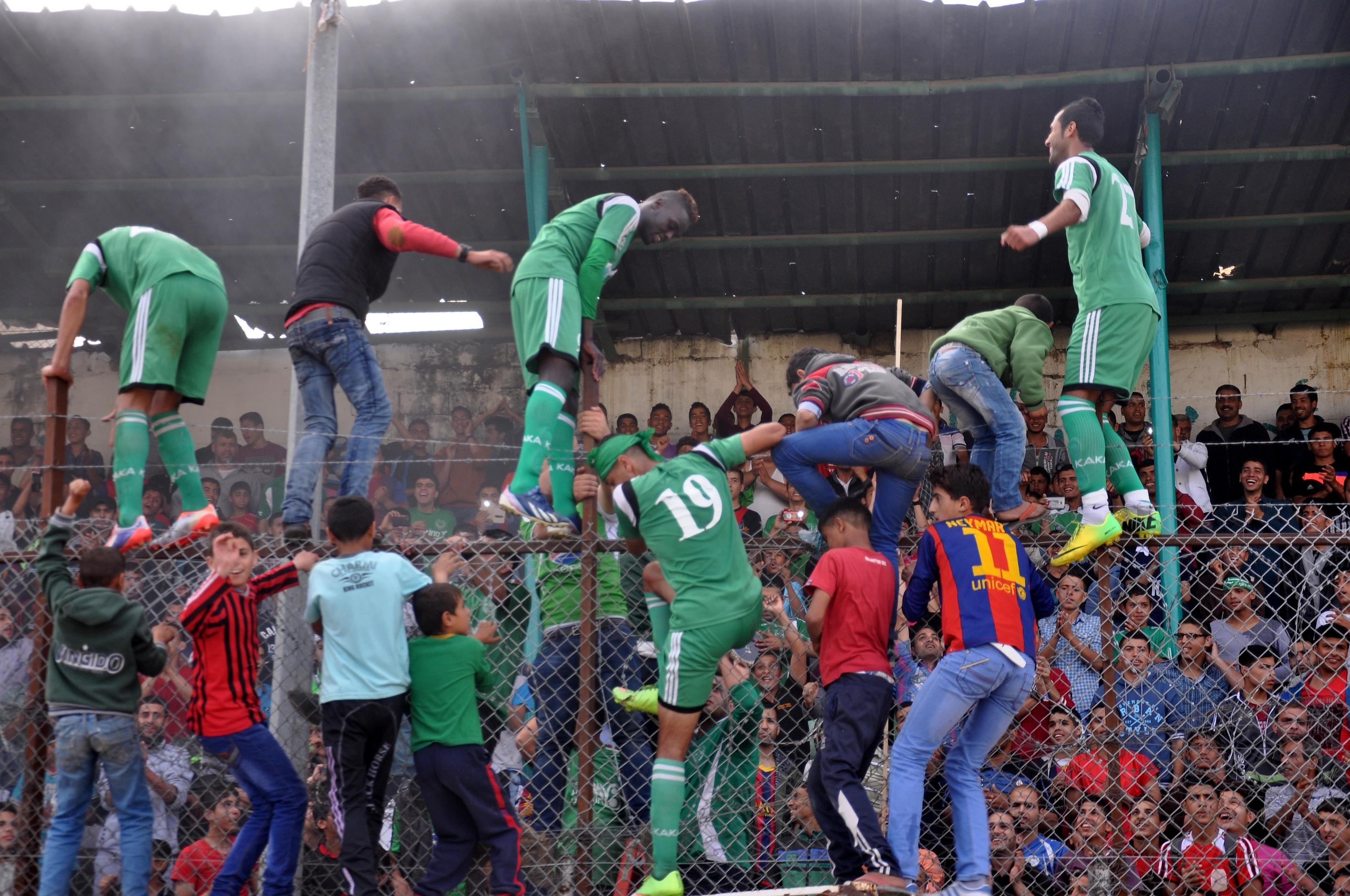 اتحاد الشجاعية وغزة الرياضي (20)