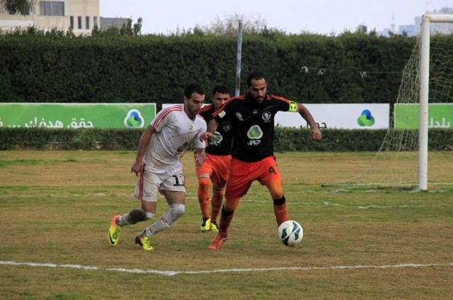 دوري جوال غزة الرياضي واتحاد خانيونس (11)