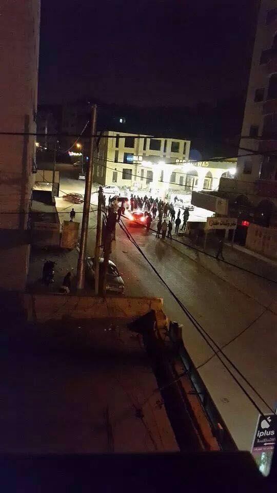 اقتحام احياء القدس واعتقالات
