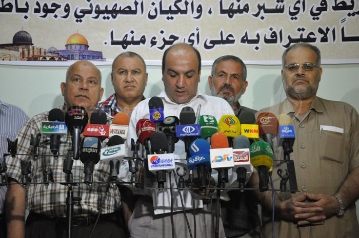 القوى الوطنية والإسلامية تستنكر التهديدات الأمريكية ضد سوريا
