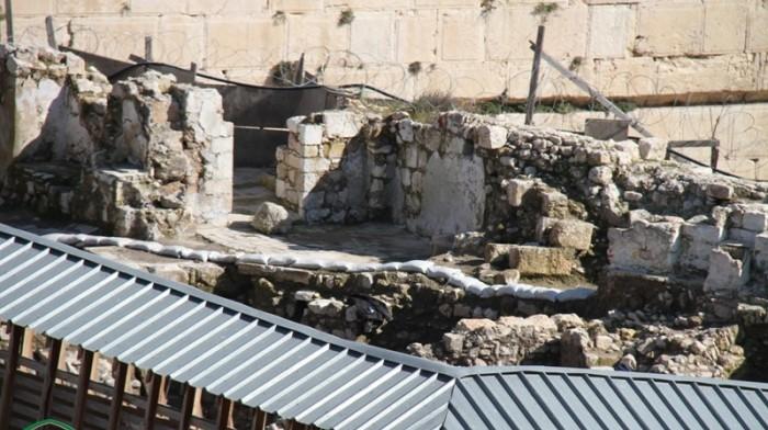 حفريات باب المغاربة