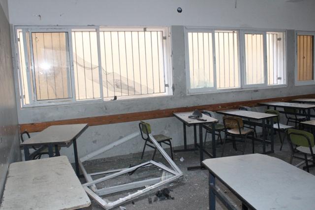 تدمير المدارس