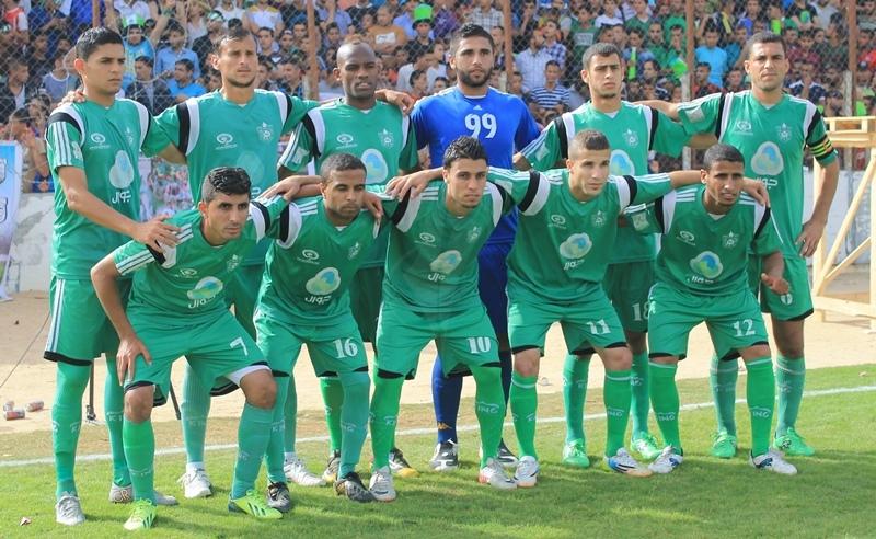 الشجاعية خدمات رفح في نهائي كأس غزة