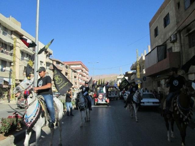 ذكرى الشقاقي في لبنان