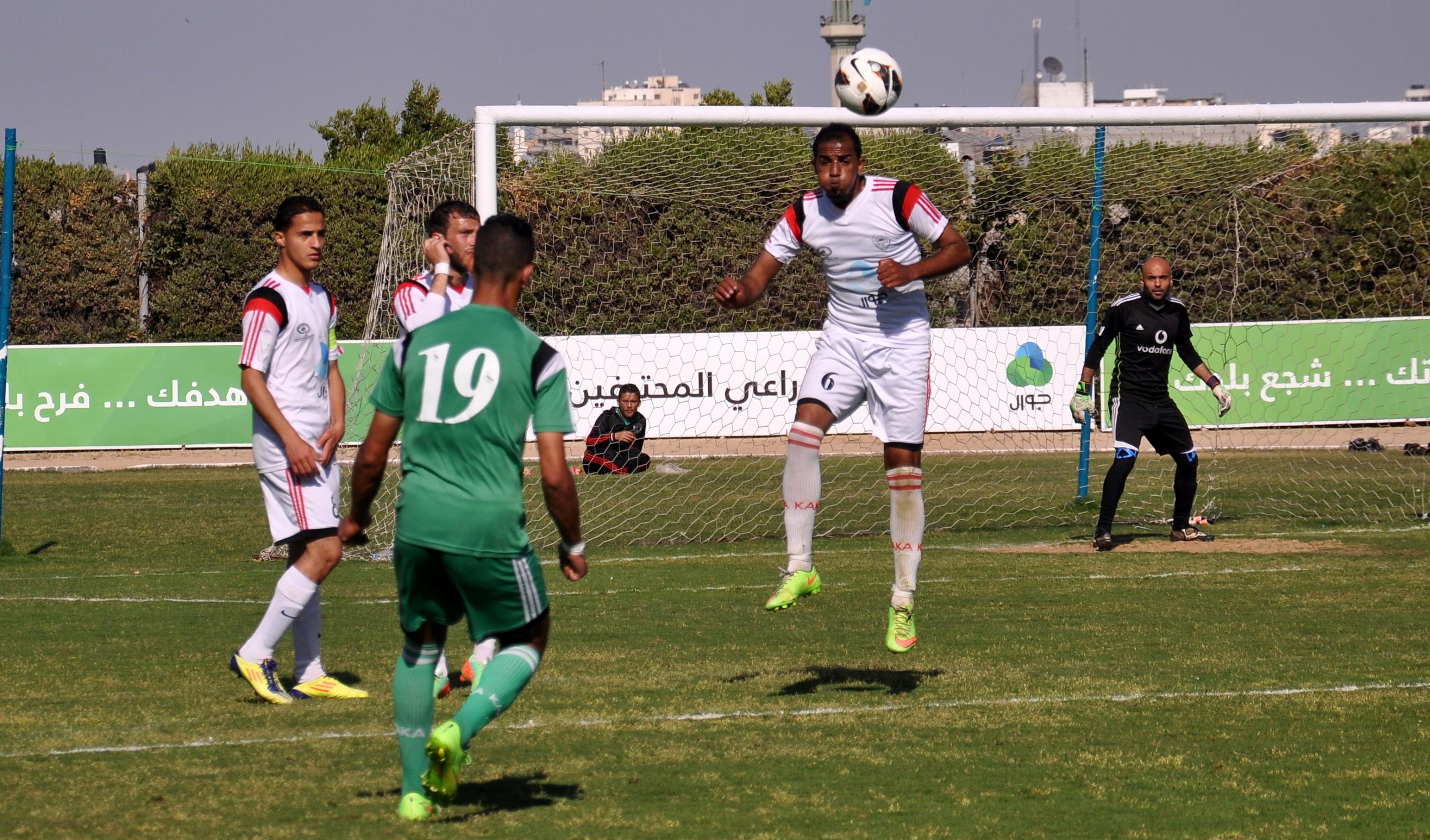 اتحاد الشجاعية وغزة الرياضي (5)