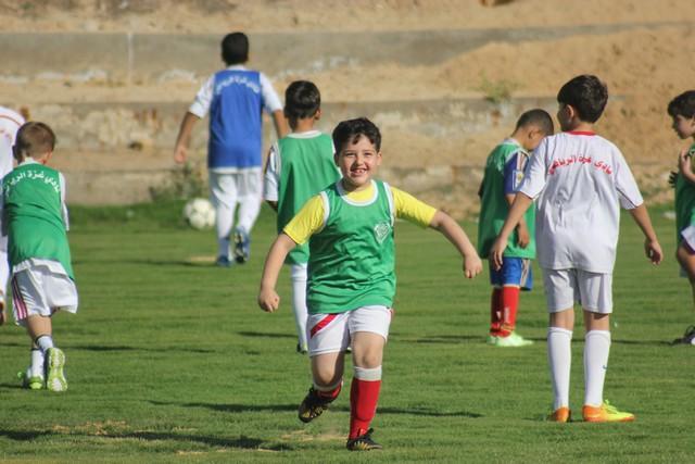 أكاديمية غزة الرياضي للناشئين (47)