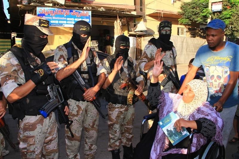 سرايا القدس عيد التضحية والفداء