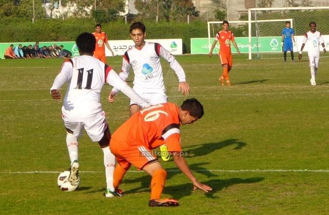 دوري جوال غزة الرياضي واتحاد خانيونس