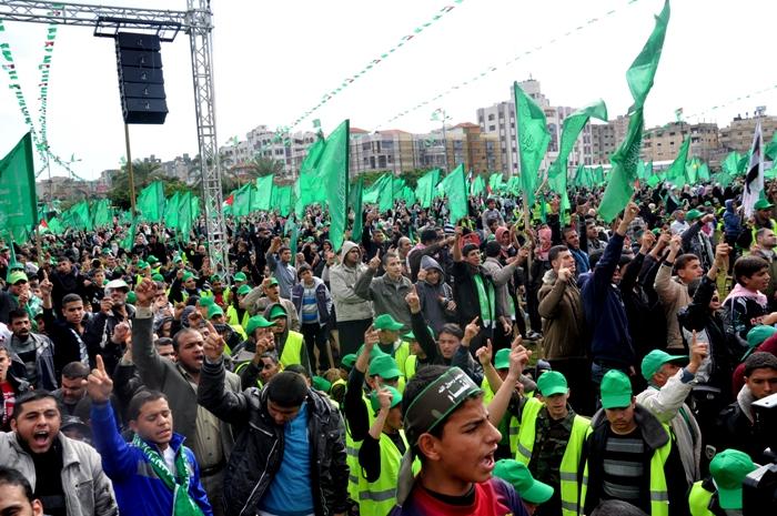 انطلاقة حماس