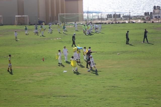أكاديمية غزة الرياضي للناشئين (26)