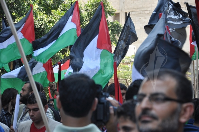 غزة: مئات الآلاف يشاركون بمسيرة يوم القدس العالمي