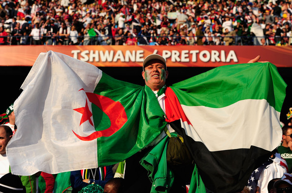 فلسطين والجزائر
