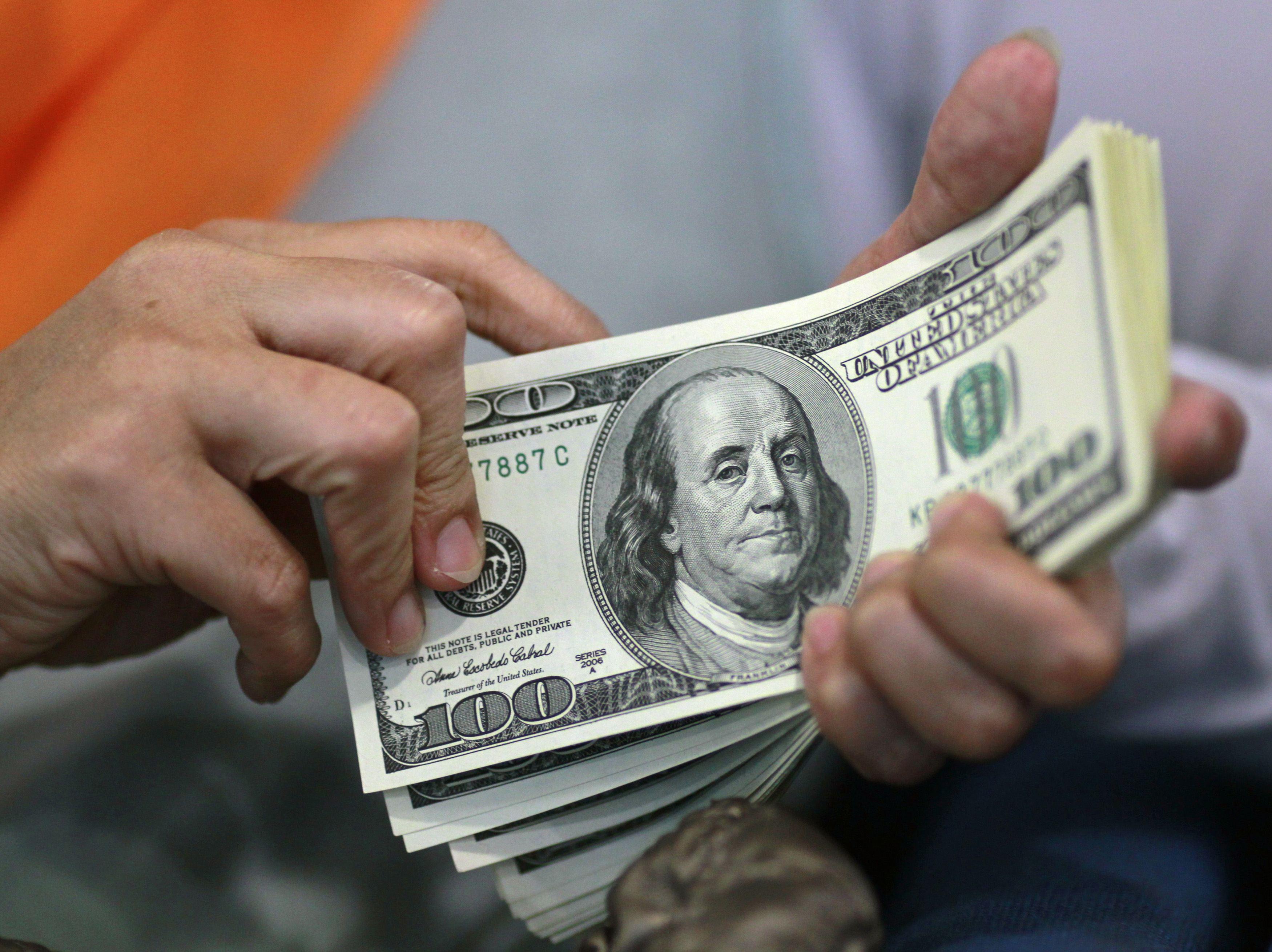 الدولار مقابل الشيكل