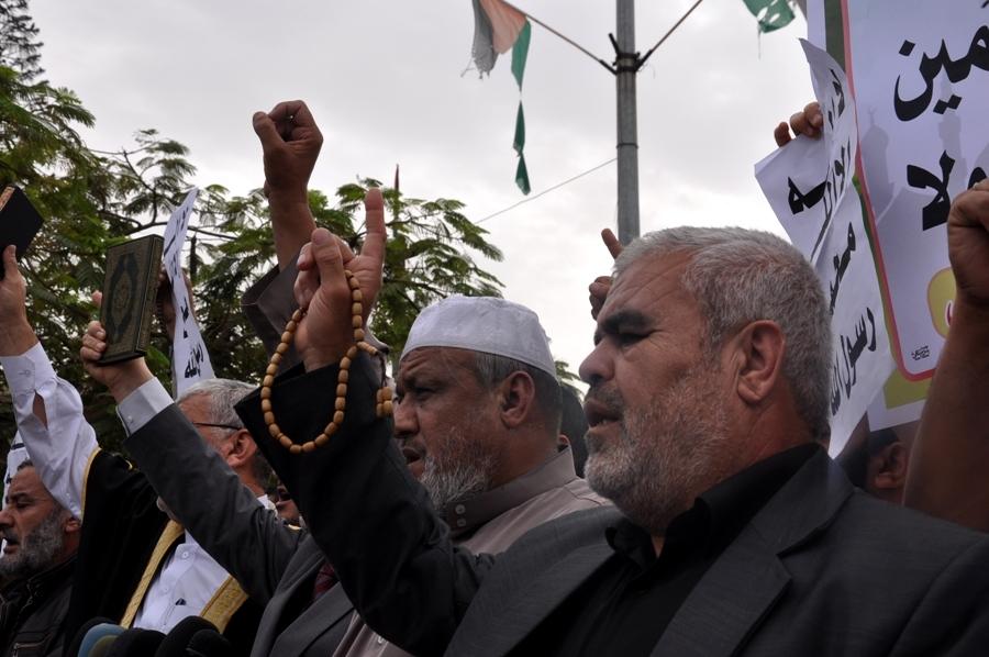 الجهاد الإسلامي تنظم مسيرة تنديدية حول قرار انغولا بحظر الإسلام