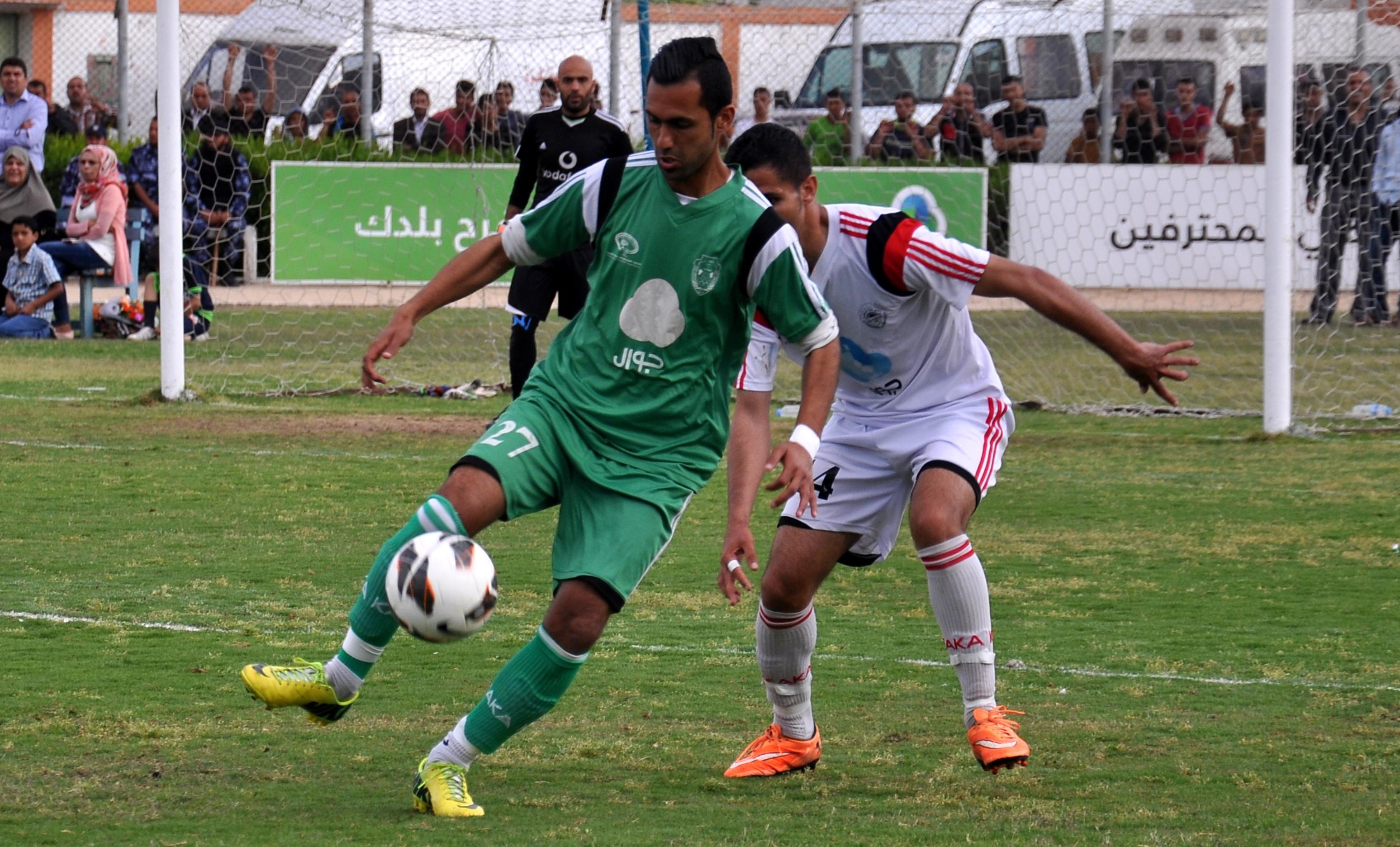 اتحاد الشجاعية وغزة الرياضي (15)